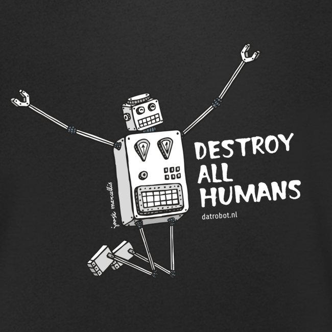 Dat Robot: Happy To Destroy Dark