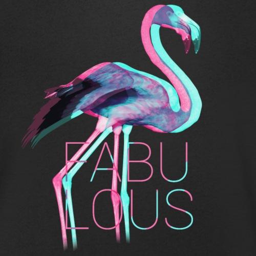Fabulous - Männer Bio-T-Shirt mit V-Ausschnitt von Stanley & Stella