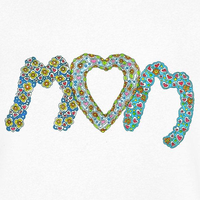 Maman je t'aime