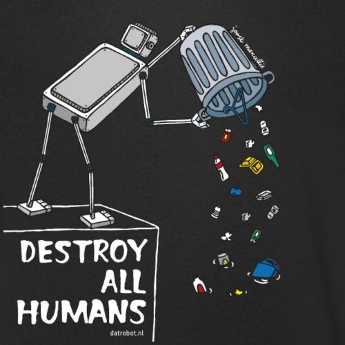 Dat Robot: Destruction By Pollution Dark