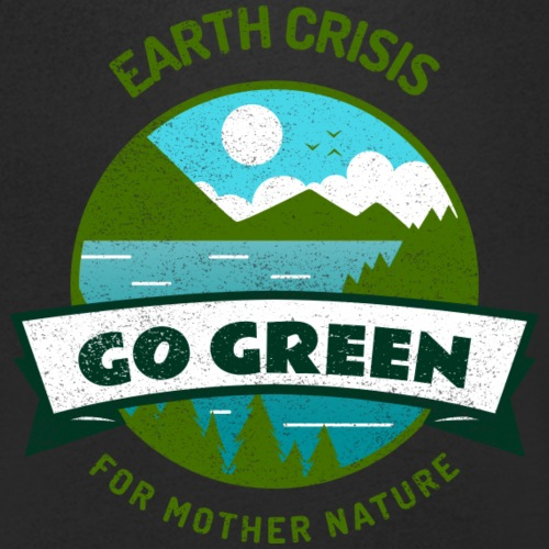 Earth Crisis Go Green For Mother Nature