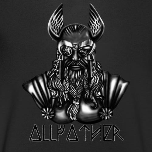 Odin - Wotan - Allfather - Männer Bio-T-Shirt mit V-Ausschnitt von Stanley & Stella