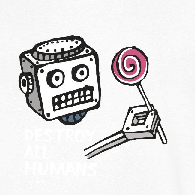 Dat Robot: Destroy Series Candy Dark