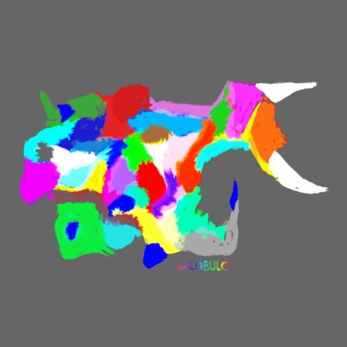 Papageienfisch2 png - Männer Bio-T-Shirt mit V-Ausschnitt von Stanley & Stella