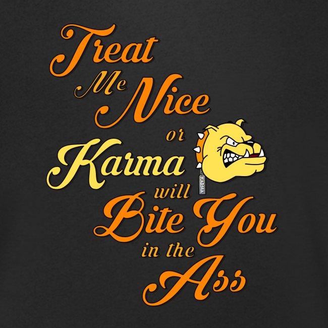 Karma - Treat me nice
