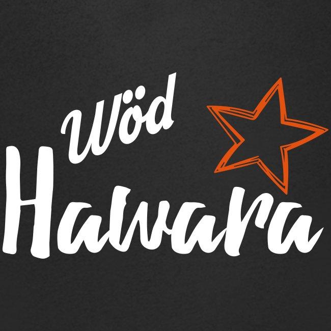 Vorschau: Wöd Hawara - Männer Bio-T-Shirt mit V-Ausschnitt von Stanley & Stella