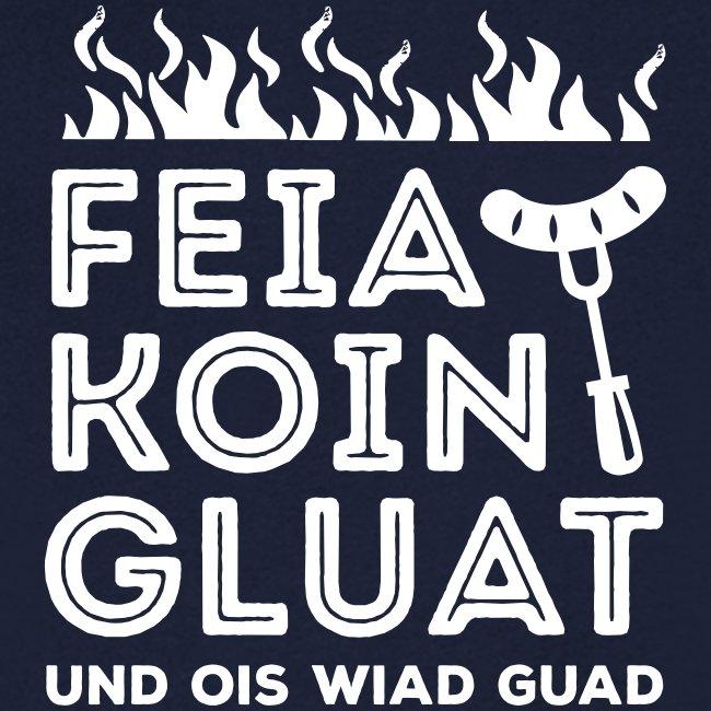 Vorschau: Feie Koin und Gluat - Männer Bio-T-Shirt mit V-Ausschnitt von Stanley & Stella