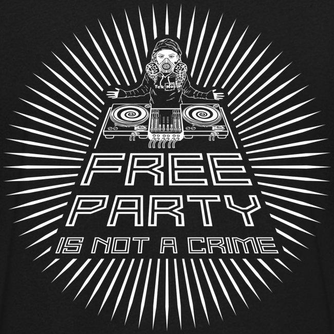 free party n'est pas un crime tekno 23