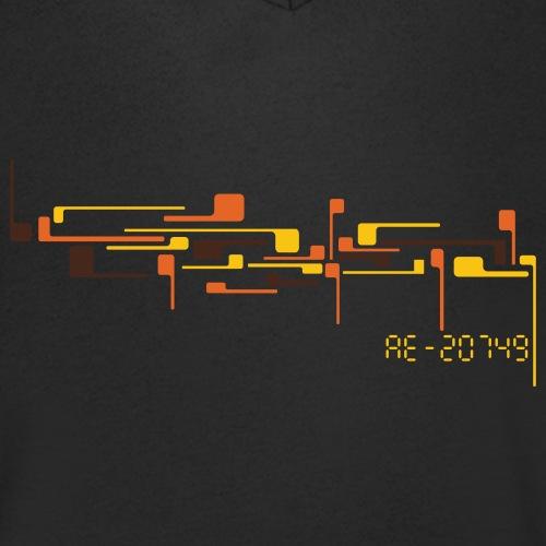 digital_1 - Männer Bio-T-Shirt mit V-Ausschnitt von Stanley & Stella