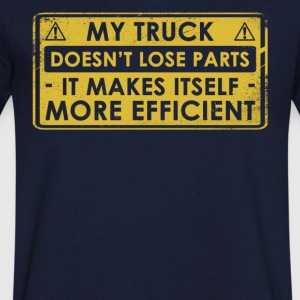 Original Gift For Truck Driver - Men's V-Neck T-Shirt