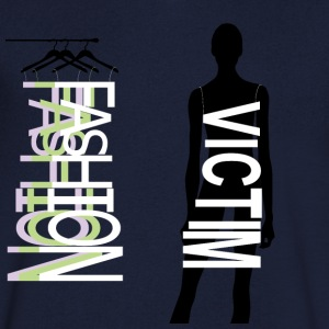 Fashion Victim - T-shirt Homme col V
