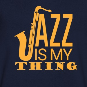 Jazz - My Thing - Men's V-Neck T-Shirt