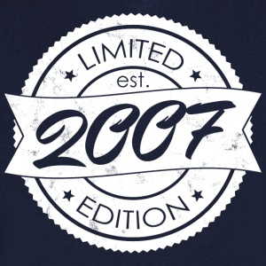 Limited Edition 2007 is - T-shirt Homme col V