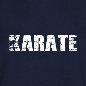 karate - Men's V-Neck T-Shirt