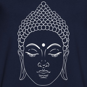 Gautama Buddha - Men's V-Neck T-Shirt