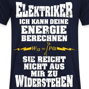 suchbegriff elektriker t shirts spreadshirt. Black Bedroom Furniture Sets. Home Design Ideas