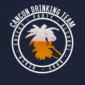 Shirt for Party vacation - Cancun - Men's V-Neck T-Shirt
