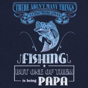 Fishing - Men's V-Neck T-Shirt