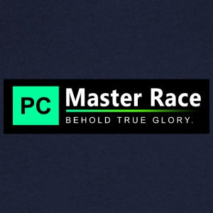 PC Master Race - Men's V-Neck T-Shirt