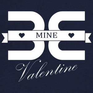 Be my Valentine - Men's V-Neck T-Shirt