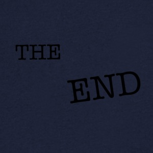 the end - T-shirt Homme col V
