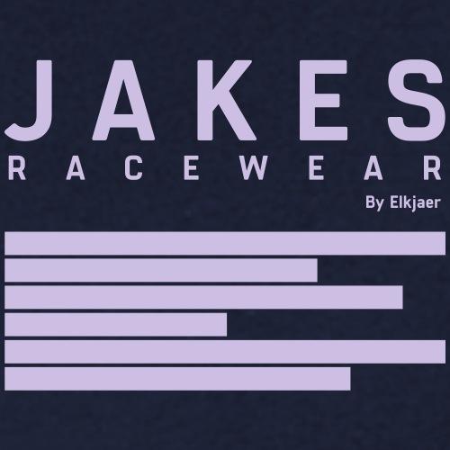 JAKES Stripes 2019 - Økologisk Stanley & Stella T-shirt med V-udskæring til herrer