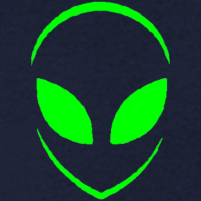 Alien Face Cool