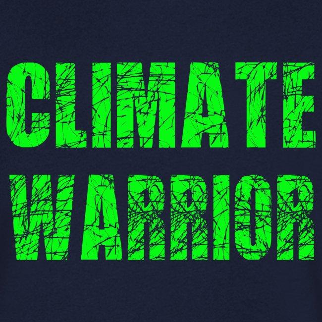 Klimaatactivist - Climate Warrior