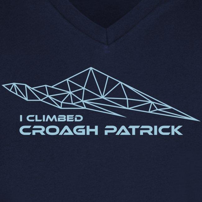 I climbed Croagh Patrick Geometric Design