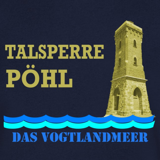 Talsperre Pöhl - Vogtlandmeer