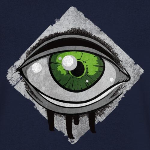 Das 3te Auge | Illuminati - Männer Bio-T-Shirt mit V-Ausschnitt von Stanley & Stella