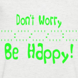 Happiness - Men's V-Neck T-Shirt