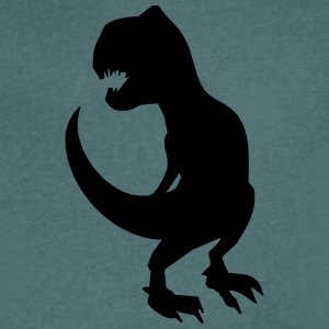 T-Rex - Men's V-Neck T-Shirt