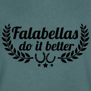 Falabellas - Men's V-Neck T-Shirt