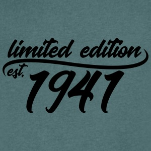 Limited Edition 1941 is - T-shirt Homme col V