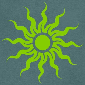 The Sun - Men's V-Neck T-Shirt