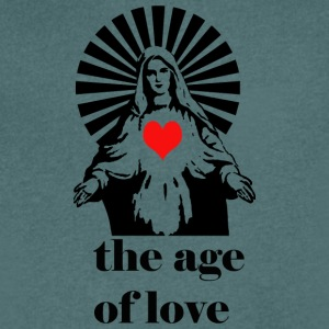 The age of love - Men's V-Neck T-Shirt