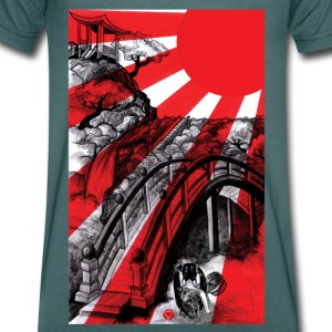 JAPAN - Men's V-Neck T-Shirt