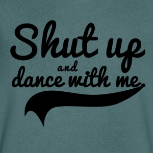 I love Dancing - Men's V-Neck T-Shirt