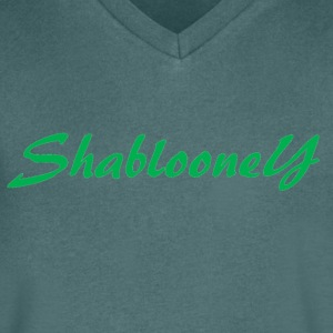 Shablooney Collection Uno - T-shirt Homme col V