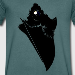 Universe Raven - Men's V-Neck T-Shirt