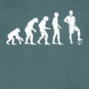 EVOLUTION FOOTBALL! - Men's V-Neck T-Shirt