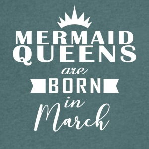 Mermaid Queens March - Men's V-Neck T-Shirt
