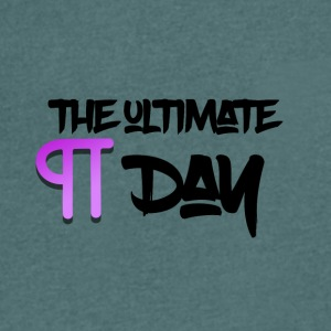 The ultimate Pie Day - Men's V-Neck T-Shirt