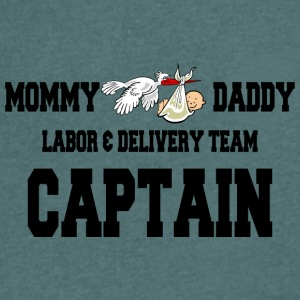 Labor And Delivery Team Captain - Men's V-Neck T-Shirt
