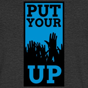 Put your hands up - Men's V-Neck T-Shirt