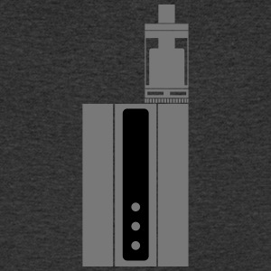 Istick-styled mod and tank - Men's V-Neck T-Shirt
