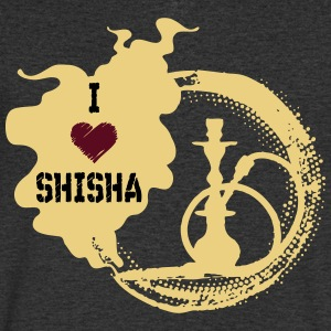 I LOVE SHISHA! - Men's V-Neck T-Shirt