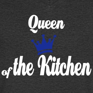 Queen of the kitchen - Men's V-Neck T-Shirt
