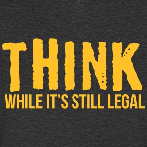 Think it's legal - Men's V-Neck T-Shirt